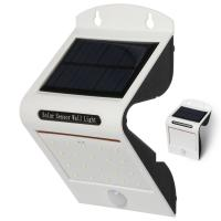 Wholesale Water Proof Outdoor Wall Mounted Security Solar Motion Sensor LED Light For Garden from china suppliers