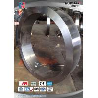 Quality 50Mn 4140 18CrNiMo7-6 Forged Steel Flanges Customized Flange Forging for sale