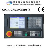 Wholesale 128MB Memory 3 Axis Cnc Machine Controllers , Cnc Computer Numerical Control Multifunctional from china suppliers