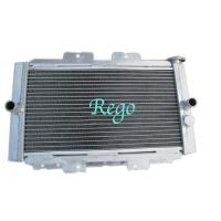 Wholesale Automobile Motorcycle Aluminum ATV Radiator for 2004-2009 Yamaha Rhino 450 660 from china suppliers