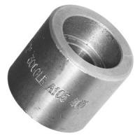 "Quality Material carbon steel A105N 1/2""-4"" forged ASME B16.11 coupling for sale"