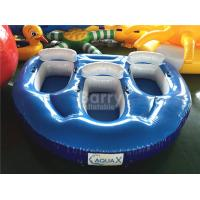 China Blue And White Baby Inflatable Water Toys For Swimming Pools SCT EN71 on sale