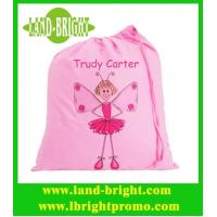 Wholesale high quality cotton drawstring bags from china suppliers