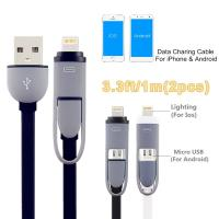Wholesale 3.3FT Cell Phone Usb Cable Used In Iphone And Other Android Phones from china suppliers