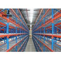 Wholesale Galvanization Customzied Size Easy Assemble Pallet Rack Wire Decking from china suppliers