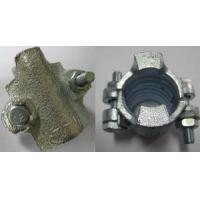 China Interlock Clamps (Two or Four Bolt Clamp) on sale
