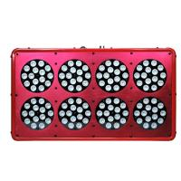 Wholesale greenhouse led lights hydroponics farm CIDLY LED 8 120*3w LED GROW LIGHTS from china suppliers