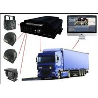 Wholesale Industry HD 3G vehicle DVR recorder , Integrating WiFi GPS Voice Conversation from china suppliers