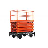 Wholesale Cheap Electric Mobile Scissor Lift SJY from china suppliers