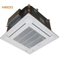 China 1300CFM Ceiling Mounted Cassette Fan Coil Unit Negligible Maintenance Lower Noise on sale