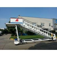 Wholesale Portable Airplane Steps Ladder Diesel Driven 2300 To 3600 mm Height from china suppliers