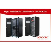 China High Efficiency Onduleur Remote Control UPS for Internet Data Center , 30-300KVA Capacity on sale