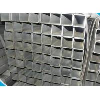 Wholesale Q345C Welded Steel Tube square pipe range 20X30 - 500X600mm from china suppliers