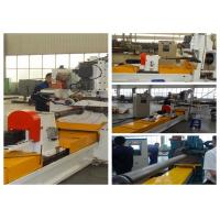 Buy cheap 80 - 300mm Diameter Weld Wire Mesh Machine For Oil Well Sand Control from wholesalers