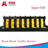 Wholesale Road Blocker Hydraulic Security Spike Road Blocker System Traffic Safety Barrier for Roadway from china suppliers