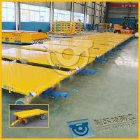 Wholesale Easy Operated shot turnning radius tow trailer from china suppliers