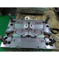 Quality Steering wheel Plastic injection mould , Cold runner or hot runner injection molding for sale