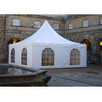 Wholesale Marquee Pagoda Outdoor Party Tents With Clear Sidewalls For Outdoor Activities from china suppliers