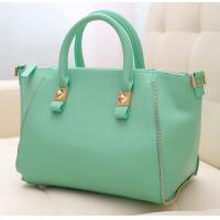 Wholesale classic fashion american market bag with zipper in copy leather for women from china suppliers