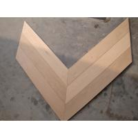 Wholesale Customized Oak Chevron Parquet Flooring from china suppliers