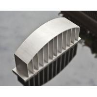 Wholesale Sand Blasted Anodized LED Heat Sink Aluminium Profiles High Precision from china suppliers