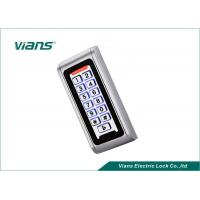 Quality CE 5years warranty use Single Door Metal Access Control With MFCards for sale