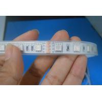Wholesale DC24V IP67 RGB LED Strip Light , outdoor led light strips 12v waterproof from china suppliers