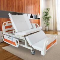 Wholesale Customized Electric Home Beds With Safety Bed Rails Easy Operation from china suppliers