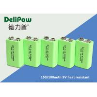 Wholesale Low Self Discharge Industrial Rechargeable Battery 150~180mAh from china suppliers