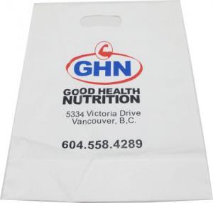 Wholesale Waterproof Custom Printed Die Cut Handle Bags Various Materials from china suppliers