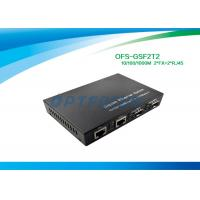 10/100mbps 2 Port Ethernet Switch , Gigabit Ethernet Switch 12G 512Kb RAM