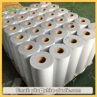 Quality ACP Panel Board Surface Protection Film Roll Hot Temperature Endurable for sale