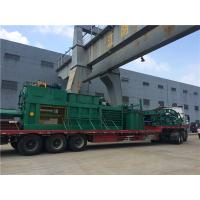 Wholesale Semi - Automatic Waste Plastic Baler Machine With Manual Strapping from china suppliers