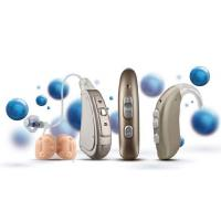Wholesale Lenx70 RIC / BTE Digital Hearing Aids Computer Fitting 8 channels from china suppliers