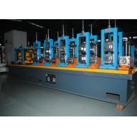 Buy cheap Straight Seam Steel Pipe Production Line , Stainless Steel Pipe Mill from wholesalers