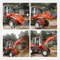 Wholesale small loader ZL15G with rated load:1500kg from china suppliers