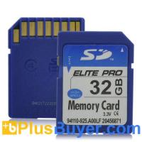 Wholesale 32GB SDHC Card from china suppliers