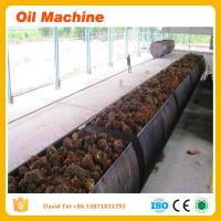 Wholesale Hot selling 10-80T/H Palm oil extractor machine /Palm kernel oil pressing equipment from china suppliers