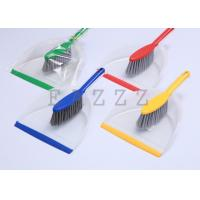 Wholesale Industrial Dustpan and Brush Long Handle household cleaning tools from china suppliers