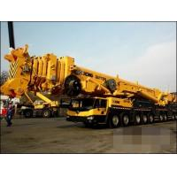 Wholesale Large 110 Ton Lifting Capability Mobile Truck Mounted Crane 5 Section Boom from china suppliers