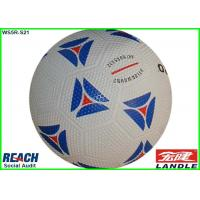 Wholesale Professional Leather Rubber Soccer Ball Size 5 Footballs for Youth from china suppliers