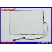 Wholesale Durable HD Large Multi Touch Screen 42 Inch SAW LCD Display Touchscreen from china suppliers