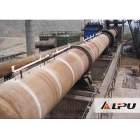 Wholesale 2.5×54m High Automation Lime Rotary Kiln in Metallurgy and Refractory Industry from china suppliers