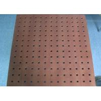 Wholesale Sound Absorption MDF Acoustic Panel With Middle Density Fiberboard BT new pattern from china suppliers