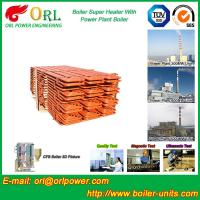 Wholesale Industrial Boiler Super Heater/ Convective Steam Super Heater SA213T91 from china suppliers