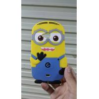 Wholesale Microsoft Lumia 625 smartphone protective covers with Yellow Minion design from china suppliers