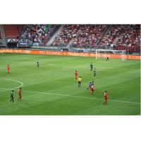 Wholesale Wide view angle full color outdoor Perimeter Led Display advertising P20 for football stadium from china suppliers