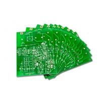 Wholesale Single Sided PCB layout  , custom printed circuit board HASL Finish from china suppliers