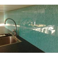 Wholesale Ice Cracked Toughened Laminated Glass For Kitchen Splashbacks from china suppliers