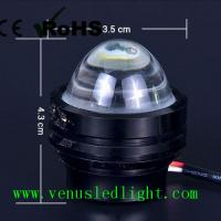 Wholesale 5W LED Eagle Eye White Light Car Motor Daytime Running DRL Tail Backup Light big size from china suppliers
